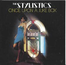 The Stylistics –  Once Upon A Juke Box     new   cd