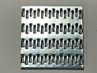 "Lot of 200 - 2/"" x 4/"" TRUSS PLATE MT20 NOS 20 gauge MENDING PLATE MiTek"