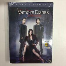 Vampire Diaries Love Sucks L'intégrale De La Saison 4 DVD neuf sous blister c28
