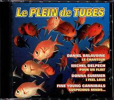 LE PLEIN DE TUBES - 16 TITRES 70'S 80'S - CD COMPILATION [441]
