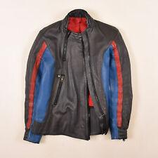 BMW Damen Jacke Jacket Gr.38 Stadler Lederjacke Leder Motorrad Mehrfarbig 84885