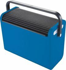"helit Hängeregistraturbox ""the mobil box"" blau/schwarz"
