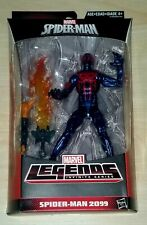 Marvel Legends Spider-Man 2099 MISB - Hobgoblin BAF Wave
