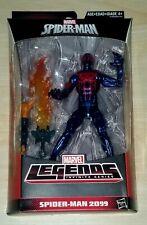 Marvel Legends Spider-Man 2099 MISB - Hobgoblin BAF Wave