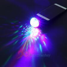 USB Powered Mini RGB LED Disco Ball Shape Stage Effect Party Club DJ Light