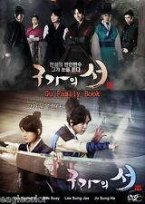 Gu Family Book Korean Drama (6DVDs) Excellent English & Quality!