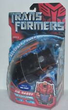 Transformers Movie BIG DADDY Mosc New Deluxe Downshift 2007