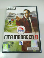 Fifa Manager 11 EA SPORTS - Set para PC Dvd-rom Edition Spain - 3T