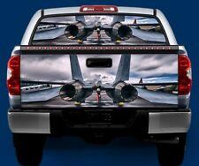 Grumman F-14 Tomcat Fighter- Tailgate OR Window Truck Vinyl Graphic Decal Wrap
