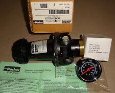 """Parker 35642000 Regulator 035642000 Schrader Bellows 1/2"""" NPT Pneumatic NEW"""