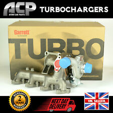 Turbocharger for Ford Focus - 1.8 TDCi. 101/115 BHP - 74/84 kW. + FITTING KIT.