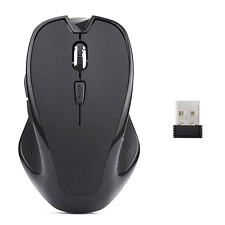 2.4GHz 2400 DPI Wireless Optical Game Mouse Mice  USB Receiver for PC Laptop MAC