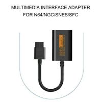 HDMI Converter For Nintendo N64 SFC NGC SNES Video HDMI 720P Retro Game Console