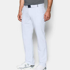 UNDER ARMOUR GOLF MATCH PLAY PANTS SIZE: W36 / L32 WHITE JORDAN SPIETH NEW 18229