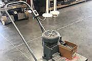 Edco 2-HP Electric Model 2EC Twin-Disk Floor Grinder w/Grinding Stones/Wedges