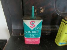 Vintage Singer Sewing Machine Oil Can #5