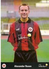 Alexander Rosen EINTRACHT FRANKFURT 1999/2000 99/2000-99/00 -DFB-1899 Hoffenheim