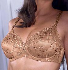 Anita Rosa Faia Isabella 32 B Support Bra Bronze Style # 5660 NIB