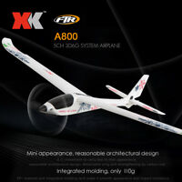XK A800 EPO Fixed Wing 5CH Glider Wingspan 780mm Remote Control Airplane M4G3