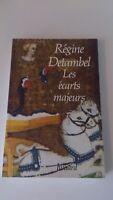 Régine Detambel - Les écarts majeurs (tarot) - Julliard