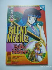 Magazine Manga Collector Silent Möbius N°3 [ Version Française ]