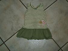 Traum Tunika Kleid PAMPOLINA Gr.68 grün weiß Butterfly  w.Neu