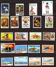 GRENADA  timbres neufs : avions,voiliers,piété,divers 316T1