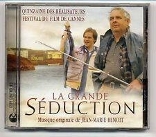 Soundtrack CD LA GRANDE SEDUCTION Die Große Verführung jean marie benoit cannes
