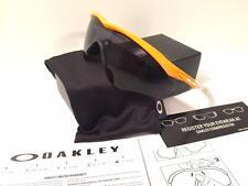 New Oakley M2 Frame Sunglasses Atomic Orange/Grey Shield - Authentic 009343-03
