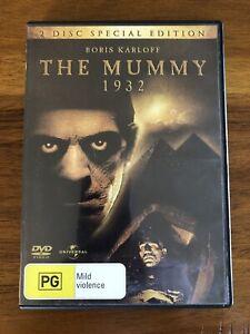 The Mummy - 1932 - Boris Karloff 2 Disc Special Edition