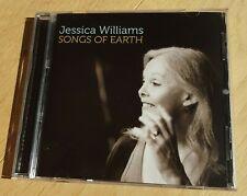 Audiophile Origin CD JESSICA WILLIAMS Songs of Earth solo Triple Door Seattle