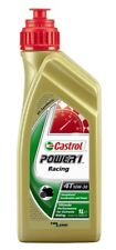 Castrol Power 1 Racing 4T 10W-30 Synthetic 4 Stroke Motorcycle Oil 1 Litre