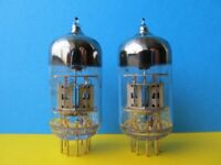2 x 6N2P-EV double triode 12AX7 ~ ECC83 | NEW & NOS | Pair | FREE SHIPPING