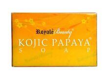 ROYALE KOJIC PAPAYA WHITENING SOAP*AUTHENTIC*USA SELLER*
