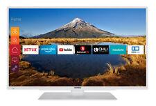 Telefunken XF40G511-W LED Fernseher 40 Zoll Full HD Triple Tuner Smart TV WLAN
