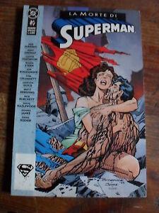 LA MORTE DI SUPERMAN PLAY PRESS NUMERO SPECIALE 1993