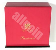Compilation PASSION 4 CD 2010 Warner Asia HIGH SOCIETY RARE BOX LIMITED EDITION