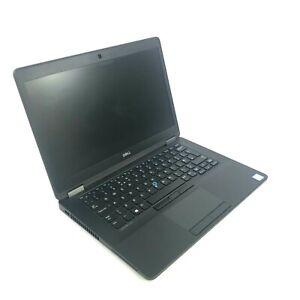 """Dell Latitude E5470 14"""" Laptop i3-6100U 2.30GHz 4GB DDR4 500GB (No Battery)"""