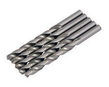 CT2988 5PC HSS Drill Bits 8.5mm Wood Metal Plastic Hobby Craft Tube