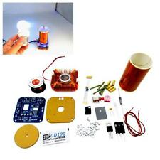DIY  Mini Music Tesla Coil Plasma Speaker Tesla ArcGenerator NEUE de