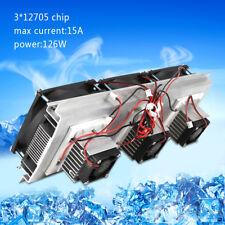 180W Kit Système de refroidissement thermoélectrique Peltier réfrigération