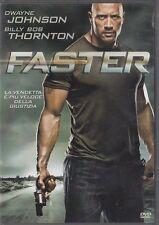 Faster (2010) DVD - EX NOLEGGIO