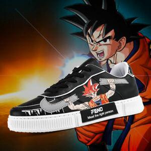 Dragonball Z Anime Manga Sneaker Freizeitschuhe Sportschuhe Schnürer Schuhe Shoe