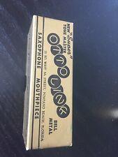 CLEAN OTTO LINK Florida Super Tone Master USA Tenor Saxophone Mouthpiece STM 8*