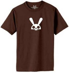 NW MEN'S PRINTED SKULL BUNNY FUNNY MMA DOPE HIPSTER GRAPHIC T-Shirt ALL SZ