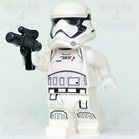 NEW LEGO FIRST ORDER WALKER DRIVER MINIFIG star wars stormtrooper 75189 75195