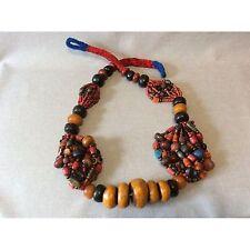 Bijoux Maroc collier Berbère marocain de la région de Souss