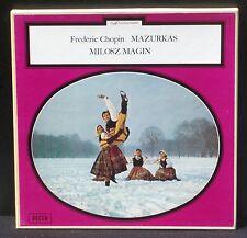 Chopin Mazurkas Milosz Magin 2 LP NM, BX EX +