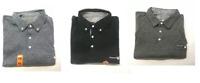 NEW Thomas Dean Men's Short Sleeve Polo Shirt - VARIETY