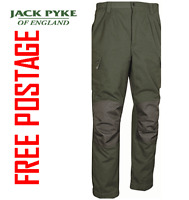 Jack Pyke Countryman Heavy Duty Cotton Canvas Trousers. Hunting Shooting Beating